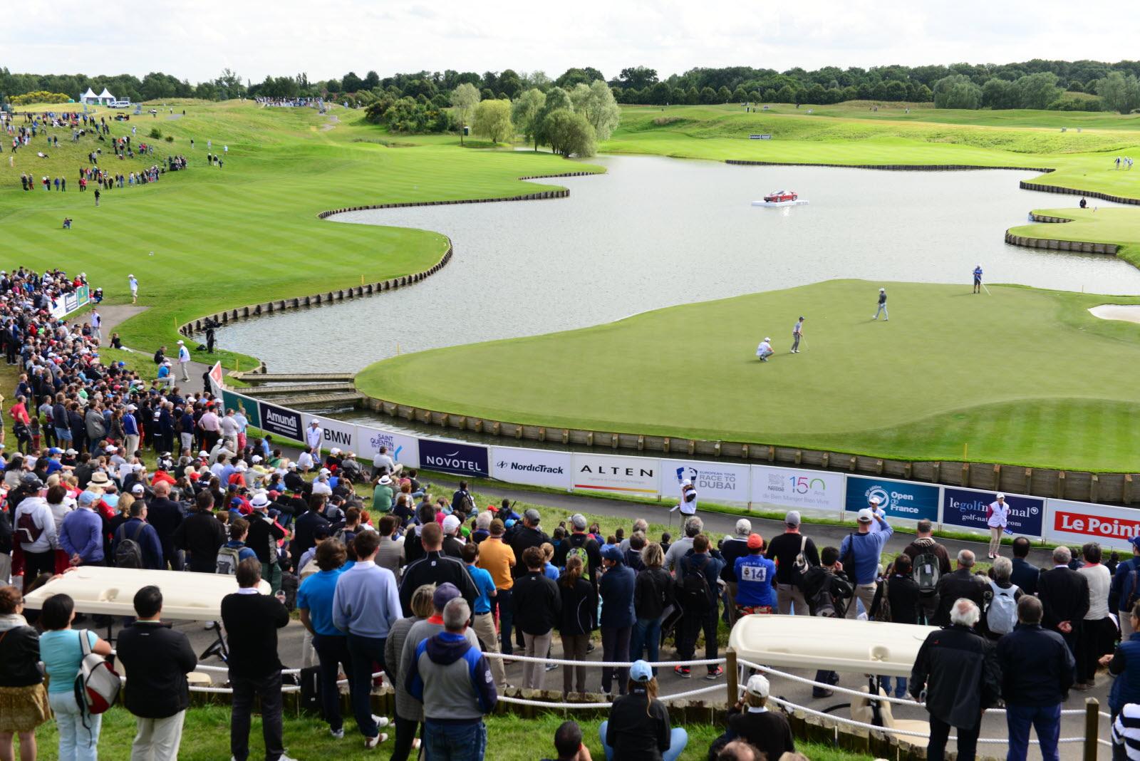 Golf National - Open de France